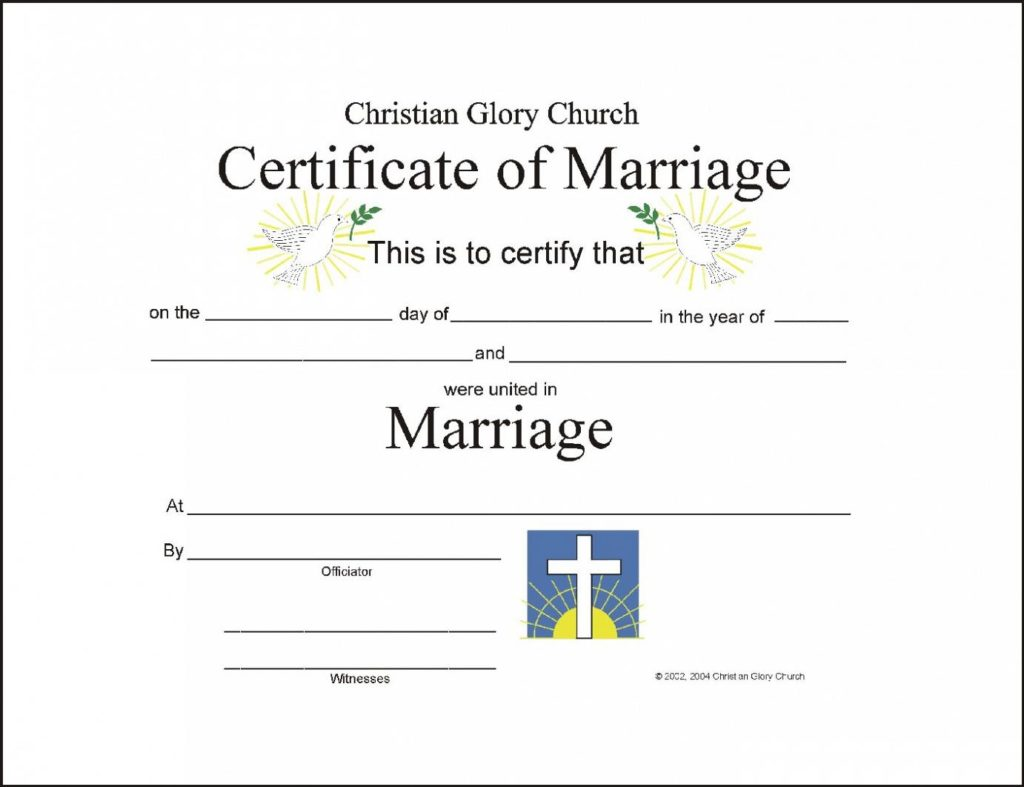 certificates for sale