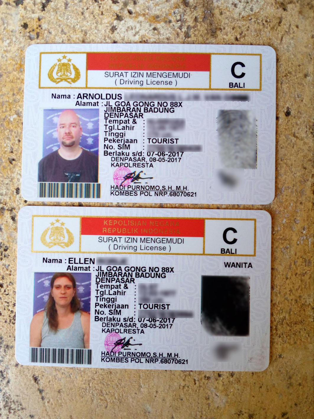drivers license for sale online